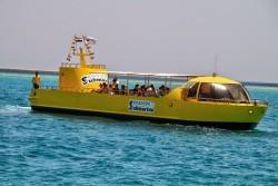 Semi Submarine Trip in Sharm El Seikh