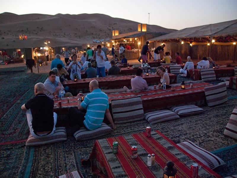 Bedouin Show & Dinner in Sharm El Sheikh